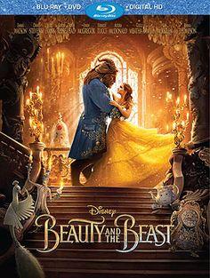 Beauty And The Beast (2017) Blu-ray   DVD   Digital HD