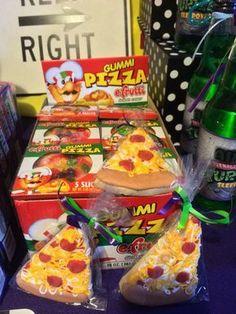 Teenage Mutant Ninja Turtles Birthday Party Ideas | Photo 8 of 10 | Catch My Party