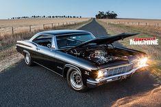 Bildresultat för 66 impala