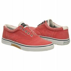 ca26aac2421d Men s Sperry Top-Sider Halyard Laceless Red Navy FamousFootwear.com Sperry  Top Sider