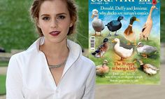 The upper crust's rural bible has followed their list of qualities possessed by a modern gentleman with their rules for ladies and include being unflappable and having natural-looking brows, like Emma Watson.