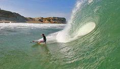 Mancora surf, Peru