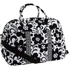 Vera Bradley Grand Traveler $118 - and I am Learning how to make my own purses!