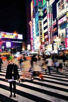 Tokyo - 9 Facts about the most fascinating and bizarre city in the world #Japan - @Just1WayTicket