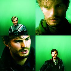 Sheriff Graham/The Huntsman (Jamie Dornan) Once Upon a Time Captain Swan, Captain Hook, Emma Swan, Fantasy Shows, Abc Tv Shows, 50 Shades Of Grey, Fifty Shades, Between Two Worlds, Outlaw Queen