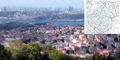 Üsküdar Ferah ve Kirazlıtepe kentsel dönüşüm alanı ilanı, İstanbul Büyükşehir Belediyesi tarafından ...