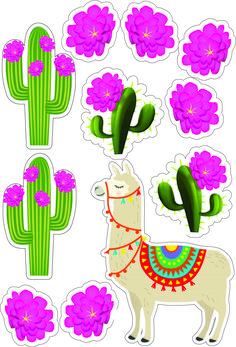 Imprimibles Toy Story Gratis, Cute Alpaca, Blue Nose Friends, Silhouette Curio, Mask Design, Happy Planner, Cute Drawings, Cake Toppers, Sewing Crafts