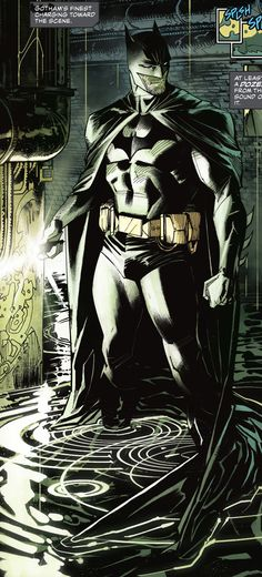Batman Comic Art, Batman Comics, Comic Book Artists, Comic Books Art, Batman Wallpaper, Mythical Creatures Art, Batman Universe, Dc Comics Characters, Comic Movies