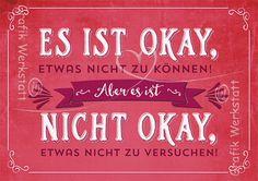 Art.Nr. 9779: Postkarte - Es ist okay