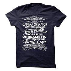 I Am A Camera Operator #teeshirt #fashion. FASTER:   => https://www.sunfrog.com/LifeStyle/I-Am-A-Camera-Operator-50291399-Guys.html?id=60505