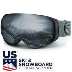 0ed72233ec4 WildHorn Outfitters Roca Ski and Snowboard Goggles Snowboard Goggles