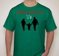 Palestinians in need Fundraiser - unisex shirt design
