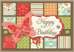 I love cards and projects that use up small scraps...love this card too.
