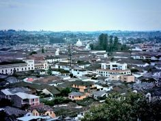 Visiting the Southern Colombian City of Popayán