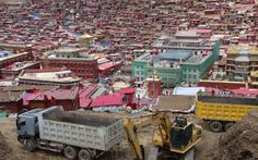 United Nations Human Rights Council : Stand with Larung Gar now! World's largest Buddhist monastery: ... https://www.change.org/p/united-nations-human-rights-council-stand-with-larung-gar-now-world-s-largest-buddhist-monastery-home-to-10-000-facing-demolition?recruiter=4979268&utm_source=share_petition&utm_medium=twitter&utm_campaign=share_twitter_responsive via @Change