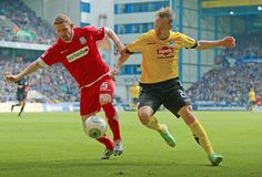 Zeitung WESTFALEN-BLATT: Arminia Bielefeld - Finale um den Relegationsplatz in Dresden