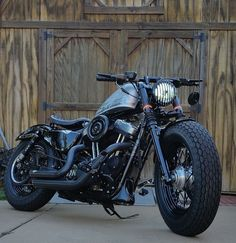 This Beauty was uploaded by Devin Bright Stock 2010 Sportster 48 completely reworked with DK Custom Harley Davidson New Bike, Harley Davidson Forum, Harley Davidson Sportster, Bobber Bikes, Bobber Motorcycle, Motorcycle Design, Hd 883 Iron, Iron 883 Custom, Sportster 48