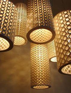 Handmade Ceramic Lighting Lamp