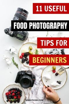The truth is that if you want to be a great food photographer, you have to be ready to invest in the right equipment and you should have an eye for great compositions. But what are the main food photography tips for beginners? In this article, you can find out 11 useful food photography tips for beginners and if you use it, you will see a quick improvement in your food photos. Don't miss these food photos tips and make your food photographs more visually appealing and delicious…