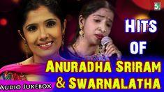 Swarnalatha & Anuradha Sriram Super Hit Non Stop Audio Jukebox Hit Songs, Music Songs, Youtube Music Converter, Evergreen Songs, Film Song, Non Stop, Mp3 Song Download, Jukebox, Itunes