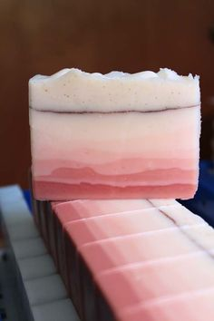 Raspberry Cream - Not new, but improved, blog post by Ruth...pretty
