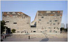 Sans_Titre_80 | Ningbo Historic Museum. Wang Shu (Amateur Ar… | Flickr