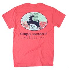 One of our new additions! | Simply Southern Short Sleeve Preppy Deer | jewelboxonline.com