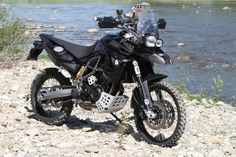 La BMW F 800 GS Rally