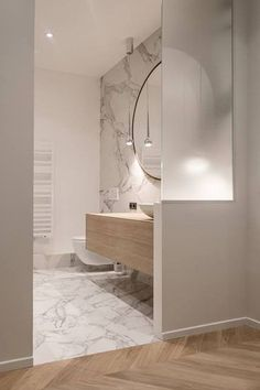 Modern Bathroom Design Ideas Plus Tips On How To Accessorize Yours 18 - kindledecor Bad Inspiration, Bathroom Inspiration, Dream Bathrooms, Beautiful Bathrooms, Bathroom Renos, Small Bathroom, Bathroom Colors, Bathroom Ideas, Bathroom Design Luxury