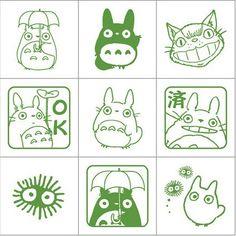Totoro Graphic