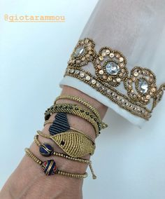 High Quality Bracelets and more by GiotaRammouJewelry Bead Jewellery, Macrame Jewelry, Macrame Bracelets, Handmade Bracelets, Jewelery, Handmade Jewelry, Cuff Bracelets, Unique Friendship Bracelets, Diy Fashion Projects