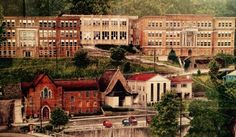 Welch High School, Welch, West Virginia