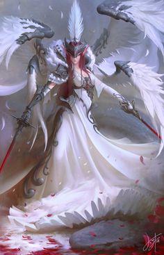 ArtStation - White eagle, kylin li