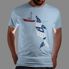 You're gonna need a bigger boat.  JAWS!  Love!