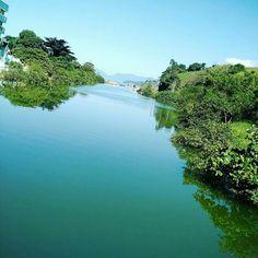 Foz do Rio do Saco.