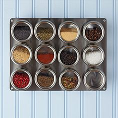 Stainless Steel Spice Board