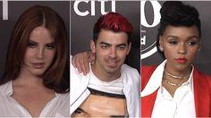 Lana Del Rey, Joe Jonas, Elle King, Janelle Monáe and others attend 2016 Billboard Power 100 Celebration Party during Grammy Awards Weekend on Feb 12, 2016.