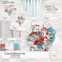 Countdown to {collection} by Fanette Design  #fanettedesign #pickleberrypop #retirementsale #january2017