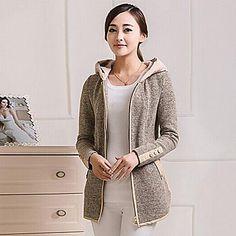 causual vêtements à manches longues des femmes – EUR € 39.81
