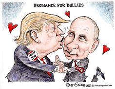 Disbanding NATO: Why Vlad loves Donnie | The Weekly Sift - Nobody's sure exactly what Trump sees in Putin. But in the other direction, the allure is obvious. Last week I characterized the idea that Vladimir Putin hacked the Democratic National Commit…