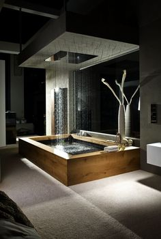 Love the rain shower! We have a big overhead shower at current place but i do wish for a full size rain shower!