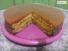 """Морковный пирог """"Оранжевое настроение"""" / Морквяний пиріг """"Помаранчевий настрій"""""""