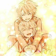 Yuu & Mika (Owari no seraph)