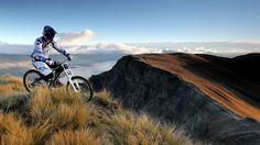 Young Kiwi Downhill MTBer Brook MacDonald
