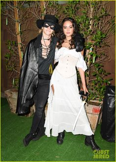 ross lynch courtney eaton couple up at just jared halloween party 203798464