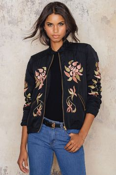 Blossom fall flower bomber floral jacket military #NEWYEAR casual for work edgy classy trends plus size with boots heels jeans pants leggings #ZigfridFatal trendy looks outfits $ https://www.mavenx.com/mixpanel-track?url=http%253A%252F%252Fclick.linksynergy.com%252Fdeeplink%253Fid%253DC%2AxXRSCZu%2AQ%2526mid%253D41770%2526u1%253DgCM59MjKSBxQRN5Tq%2526murl%253Dhttps%25253A%25252F%25252Fna-kd.com%25252Fproducts%25252Fjackets%25252Fsofia-flower-bomber-jkt-black&productId=gCM59MjKSBxQRN5Tq