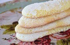 Receta para hacer Vainillas caseras. de @TresTenedores Tasty, Yummy Food, Sin Gluten, Vanilla Cake, Sweet Treats, Food And Drink, Favorite Recipes, Sweets, Snacks