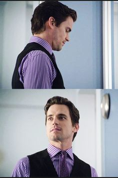 Fictional Style Icon: Matt Bomer  as Neal Caffery in White Collar