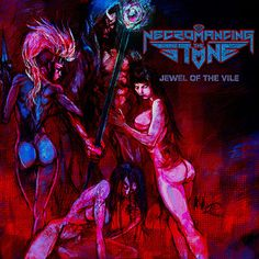 """HARD N' HEAVY NEWS: NECROMANCING THE STONE - """"RITUALISTIC DEMISE"""" NEW SONG ONLINE"""