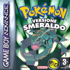 Download Pokemon Smeraldo ROM [GBA][IT] and play on Android, iOS or Windows